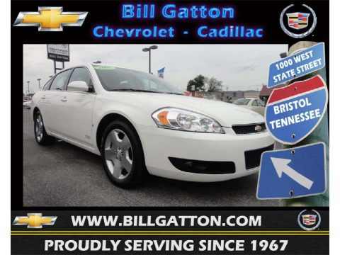 used 2008 chevrolet impala ss for sale stock 12754a dealer car ad 80970829. Black Bedroom Furniture Sets. Home Design Ideas