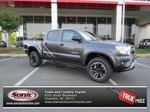 new 2013 toyota tacoma xsp x double cab 4x4 for sale stock dm121606 dealer. Black Bedroom Furniture Sets. Home Design Ideas