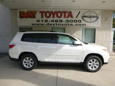 Toyota Highlander SE 4WD