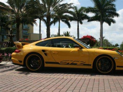 Porsche 911 Gt2 Black. Porsche 911 GT2 with Black