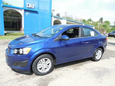 Chevrolet Sonic LT Sedan
