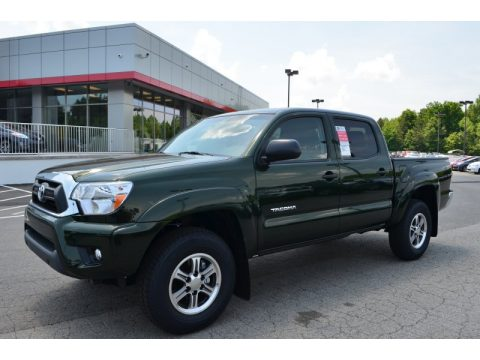 Toyota Tacoma V6 SR5 Prerunner Double Cab
