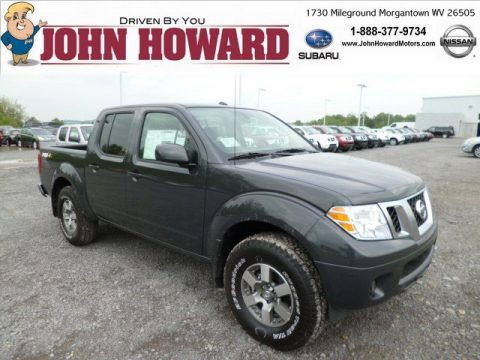 New 2013 nissan frontier pro 4x crew cab 4x4 for sale for John howard motors morgantown wv