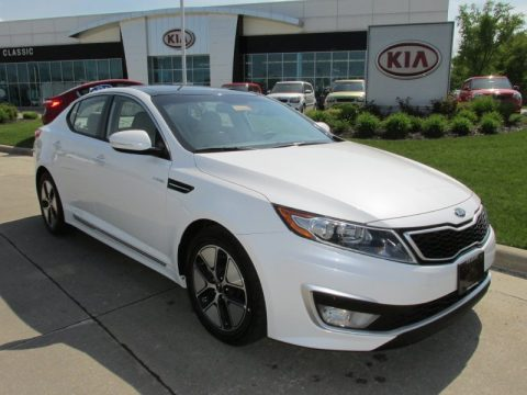 Kia Optima Hybrid EX
