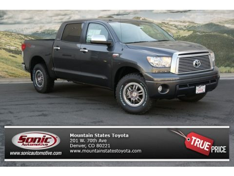 Toyota Tundra TRD Rock Warrior CrewMax 4x4