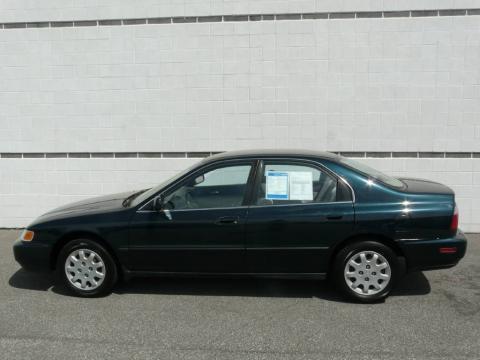 Used 1996 honda accord lx v6 sedan for sale stock 6442t for Used car commercial 1996 honda accord