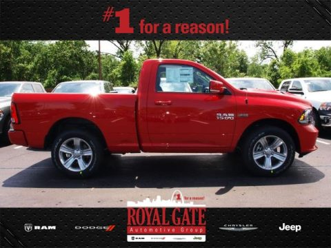 Royal Gate Dodge >> New 2013 Ram 1500 Sport Regular Cab 4x4 for Sale - Stock #D54272 | DealerRevs.com - Dealer Car ...