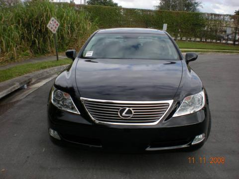 used 2009 lexus ls 460 for sale stock 085961 dealer car ad 795802. Black Bedroom Furniture Sets. Home Design Ideas