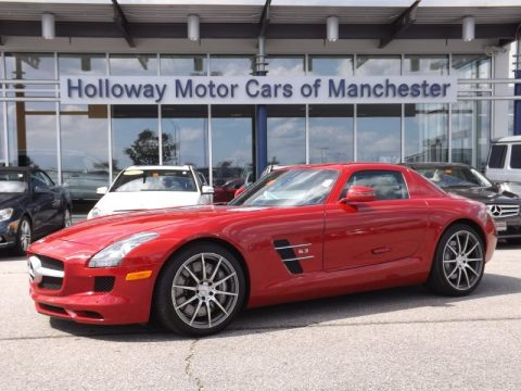 Used 2012 Mercedes Benz Sls Amg For Sale Stock 3367p
