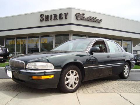 used 2001 buick park avenue ultra for sale stock 19103a. Black Bedroom Furniture Sets. Home Design Ideas