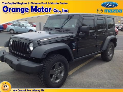 Used 2011 jeep wrangler unlimited call of duty black ops for Orange motors albany new york