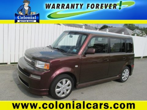 Used 2006 scion xb release series 4 0 for sale stock for Colonial motors indiana pa