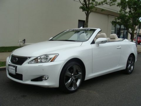 used 2010 lexus is 250c convertible for sale stock a2510998 dealer car ad. Black Bedroom Furniture Sets. Home Design Ideas