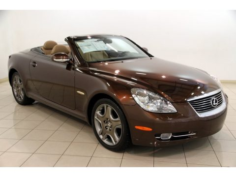 used 2006 lexus sc 430 pebble beach edition for sale. Black Bedroom Furniture Sets. Home Design Ideas