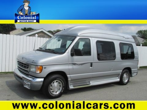 Used 2002 ford e series van e150 passenger conversion for for Colonial motors indiana pa