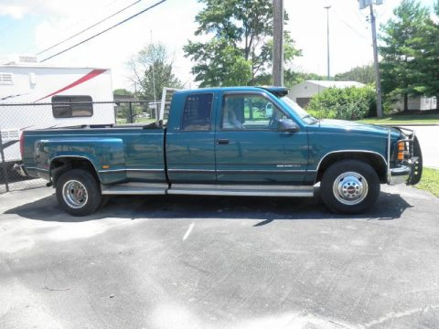 Used 1996 GMC Sierra 3500 SL Extended Cab Dually for Sale ...