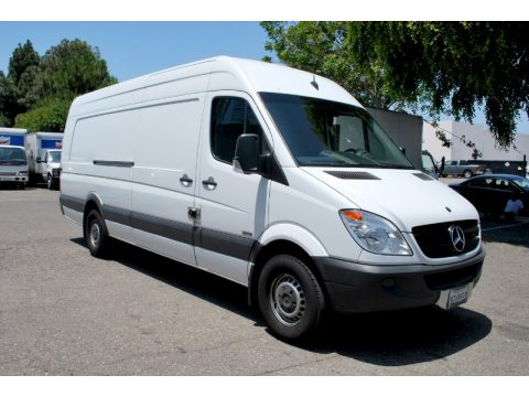 used 2010 mercedes benz sprinter 2500 high roof cargo van