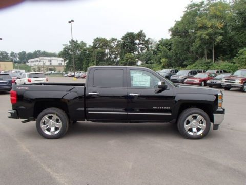 new 2014 chevrolet silverado 1500 ltz crew cab 4x4 for sale stock e0044. Black Bedroom Furniture Sets. Home Design Ideas
