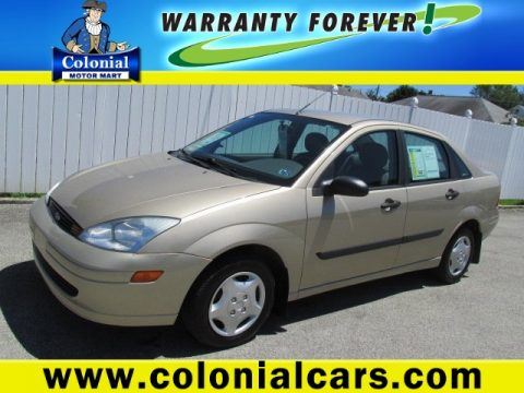 Used 2002 ford focus lx sedan for sale stock t6526b for Colonial motors indiana pa