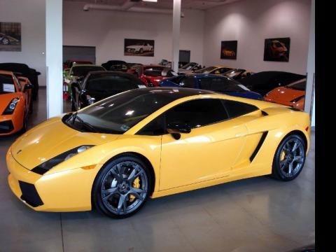 Used 2006 Lamborghini Gallardo Se For Sale Stock Lt0105