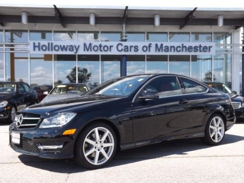 New 2014 Mercedes Benz C 350 4matic Coupe For Sale Stock