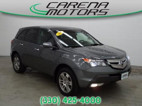 Sterling Acura on Sterling Gray Metallic Acura Mdx Technology  Click To Enlarge