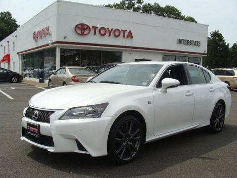 used 2013 lexus gs 350 awd f sport for sale stock d5002440 dealer car ad. Black Bedroom Furniture Sets. Home Design Ideas