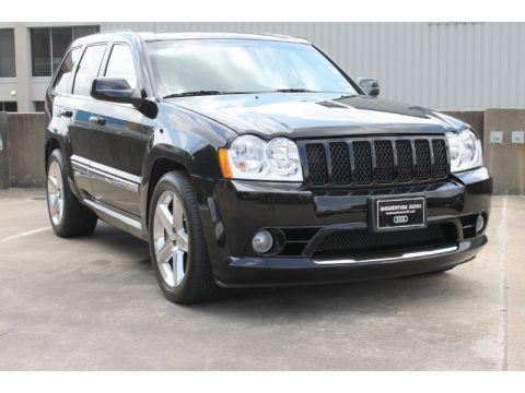 used 2006 jeep grand cherokee srt8 for sale stock t6c217990 dealer car ad. Black Bedroom Furniture Sets. Home Design Ideas