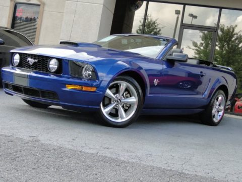 Import Auto Brokers >> Used 2009 Ford Mustang GT Premium Convertible for Sale ...