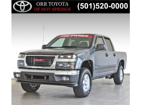 used 2008 gmc canyon sle crew cab 4x4 for sale stock 189931a dealer car ad. Black Bedroom Furniture Sets. Home Design Ideas