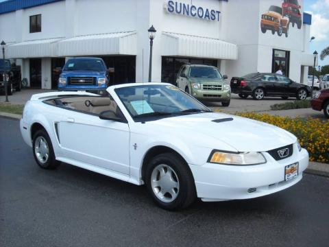 used 2000 ford mustang v6 convertible for sale stock. Black Bedroom Furniture Sets. Home Design Ideas