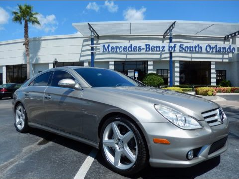 Used 2006 Mercedes Benz Cls 55 Amg For Sale Stock
