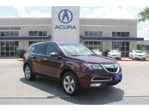Acura   Sale on Used 2011 Acura Mdx Technology For Sale   Stock  Th522345   Dealerrevs