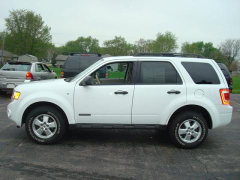 Used 2008 Ford Escape XLT V6 4WD for Sale - Stock #24911P ...