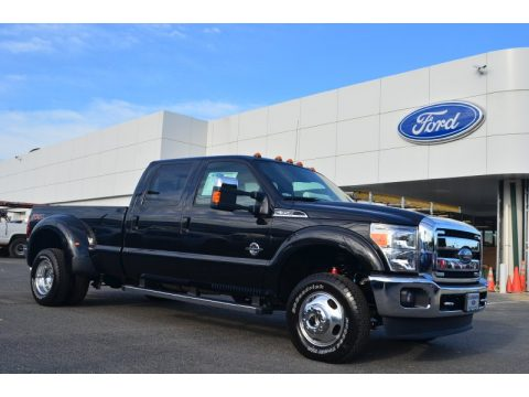 2014 Ford F350 Dually