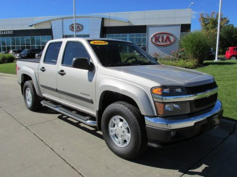 used 2004 chevrolet colorado ls crew cab 4x4 for sale stock y13759a dealer. Black Bedroom Furniture Sets. Home Design Ideas