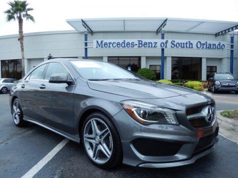 New 2014 mercedes benz cla 250 for sale stock en028000 for Mercedes benz of south orlando orlando fl 32839