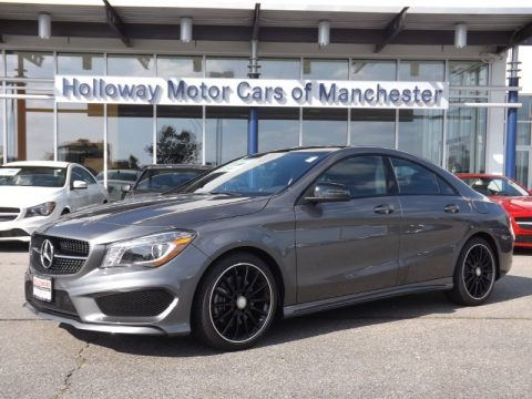 New 2014 mercedes benz cla edition 1 for sale stock for Holloway motor cars manchester