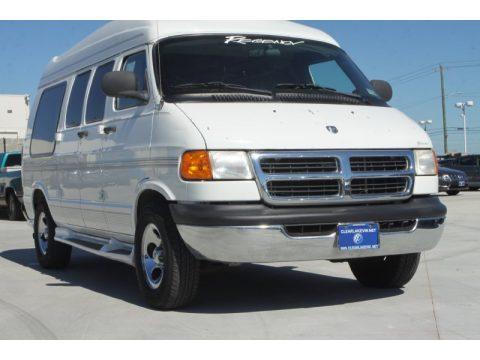 used 2003 dodge ram van 1500 passenger conversion for sale stock t3k530602. Black Bedroom Furniture Sets. Home Design Ideas