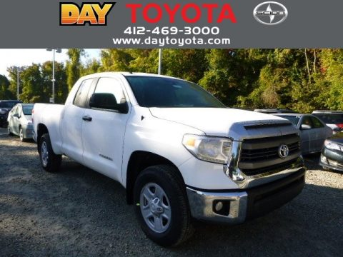 new 2014 toyota tundra sr5 double cab 4x4 for sale stock. Black Bedroom Furniture Sets. Home Design Ideas