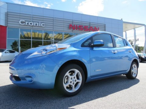 new 2013 nissan leaf sv for sale stock nt8933 dealer car ad 86676359. Black Bedroom Furniture Sets. Home Design Ideas