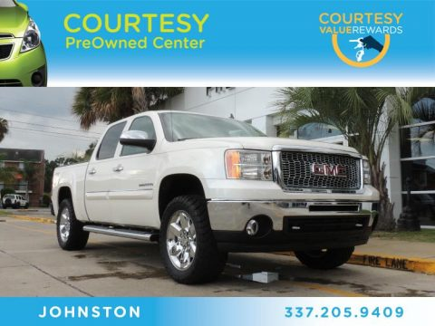 Used 2012 Gmc Sierra 1500 Slt Crew Cab 4x4 For Sale Stock 2140441a Dealer