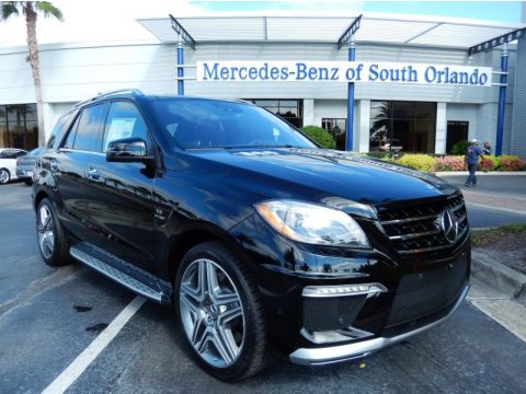 New 2014 mercedes benz ml 63 amg for sale stock for Mercedes benz south orlando