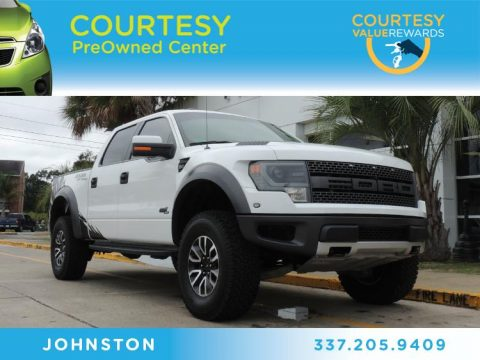Used 2013 Ford F150 Svt Raptor Supercrew 4x4 For Sale Stock 2131420a