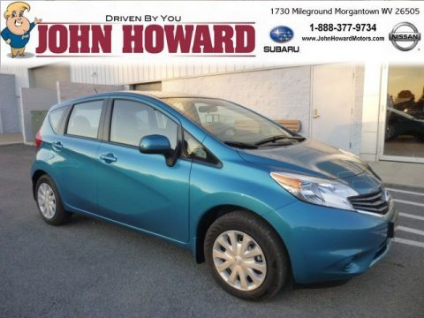 New 2014 Nissan Versa Note S Plus For Sale Stock