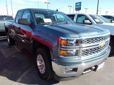 new 2014 chevrolet silverado 1500 lt double cab 4x4 for sale stock 4462. Black Bedroom Furniture Sets. Home Design Ideas