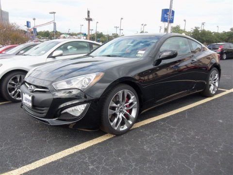 new 2013 hyundai genesis coupe 3 8 grand touring for sale stock 362183. Black Bedroom Furniture Sets. Home Design Ideas