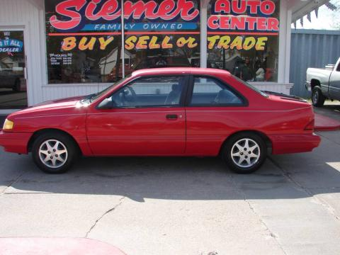 Used 1994 Mercury Topaz Gs Coupe For Sale Stock F10741