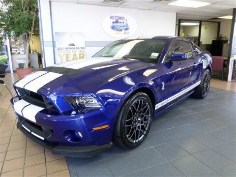 New 2014 Ford Mustang Shelby GT500 SVT Performance Package Coupe for