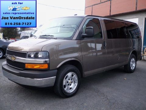 new 2014 chevrolet express 1500 passenger lt awd for sale. Black Bedroom Furniture Sets. Home Design Ideas